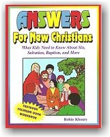 Cover of Answers for New Christians